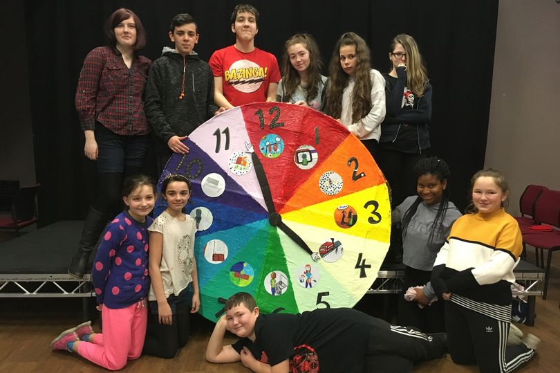 The amazing participants of Project 24.   Top row, left to right : Jenni, Beliano, Harley, Karley, Kristina, Charley   Bottom row, left to right : Anastacia, Brogan, Kody, Lucy, May