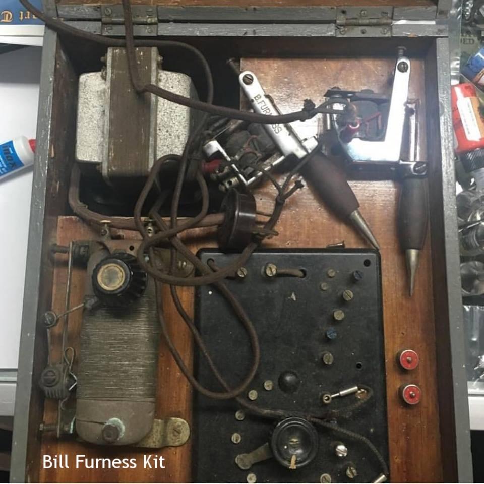 Bill Furness Kit