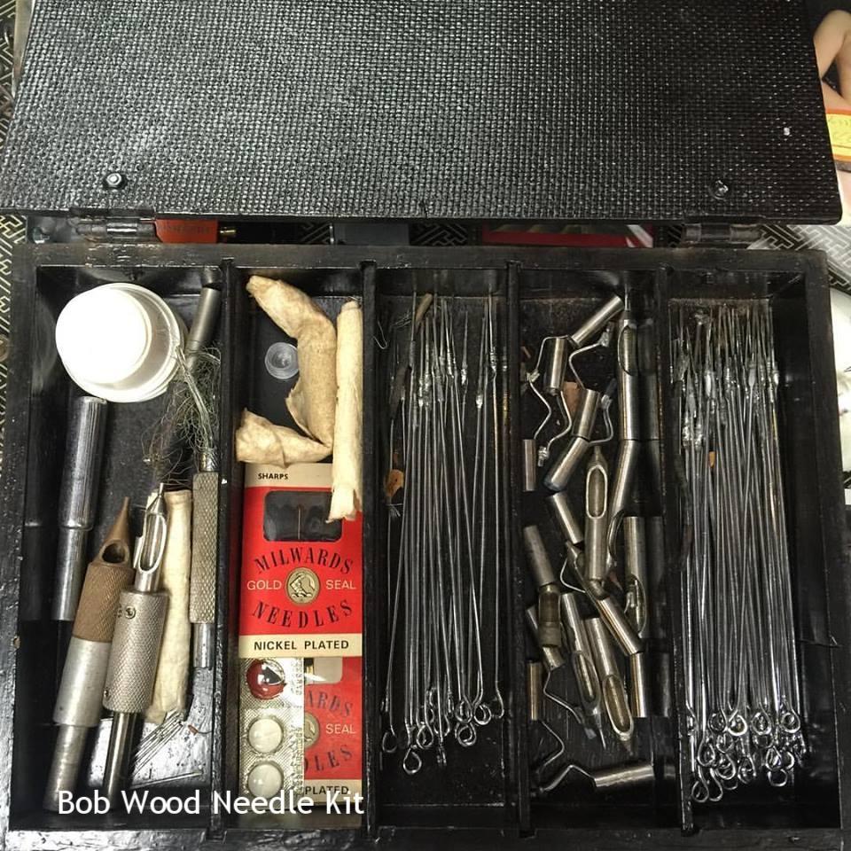 Bob Wood Needle Kit