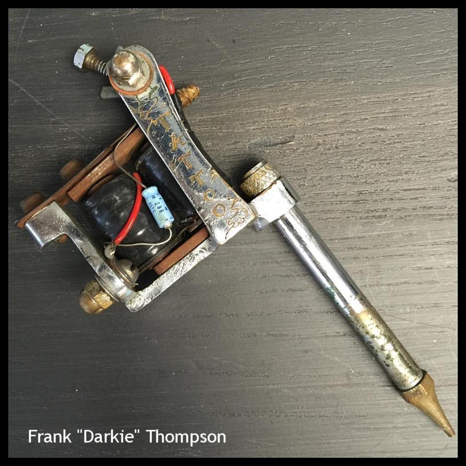 "Frank ""Darkie"" Thompson"
