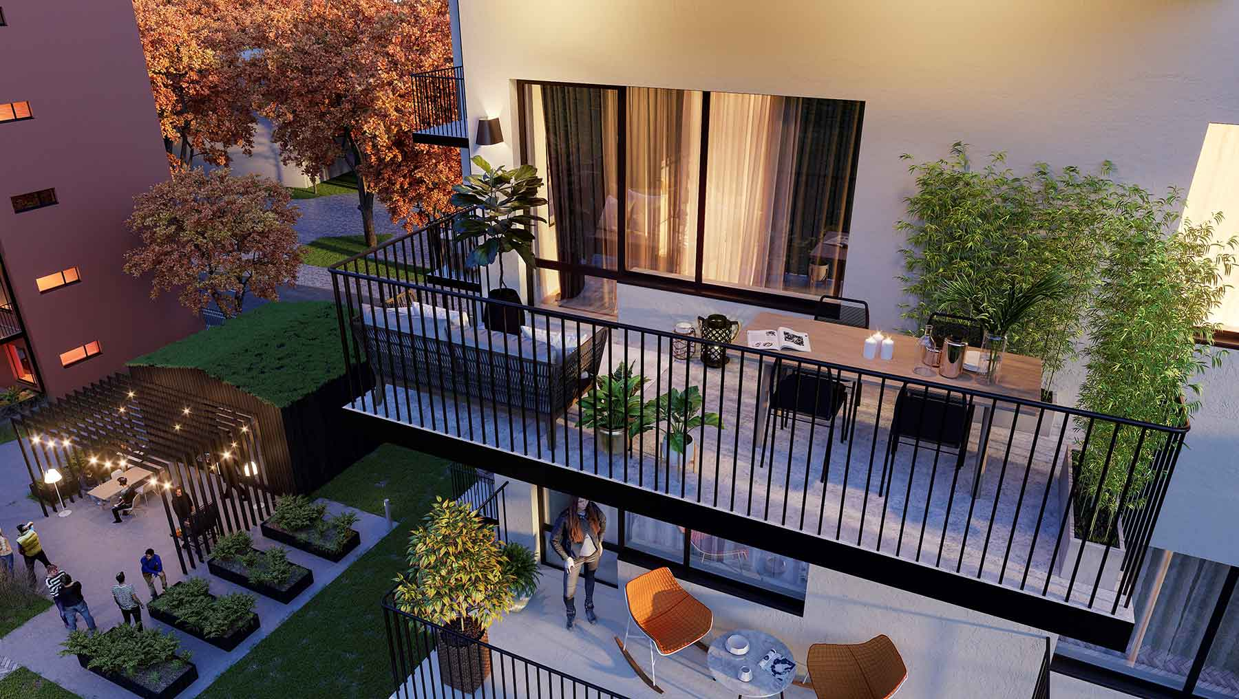 Snabbfakta - Försäljning pågår!Byggstartat!83 lägenheterInflyttning våren/´sommaren 2020Granängsvägen, TyresöMäklare, Svensk Nyproduktion
