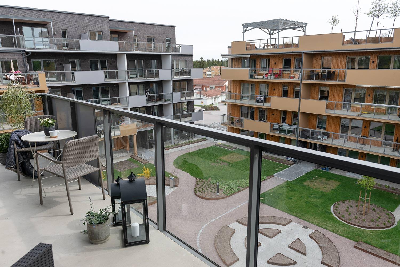 Snabbfakta - 121 bostadsrätterInflyttning direktVisningslägenhet finnsÖlandsresan 3, Sävja, UppsalaMäklare, Riksmäklaren Uppsala