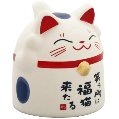 LUCKY CAT MUG , £7.99