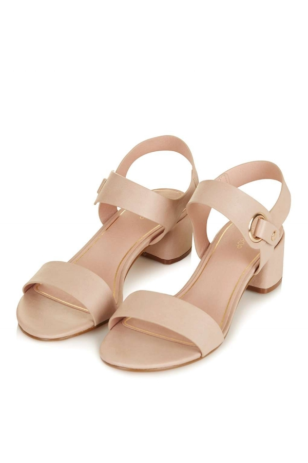 TOPSHOP DART TWO-PART SANDALS  , £29
