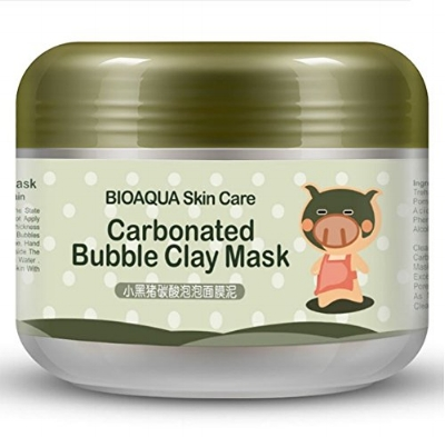 BIOAQUA SKIN CARE CARBONATED BUBBLE CLAY MASK , £7.99