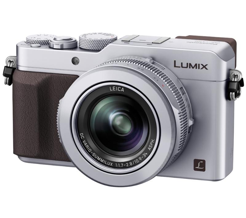 PANASONIC LUMIX DMC-LX100EBS HIGH PERFORMANCE COMPACT CAMERA, Â£519