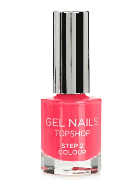 TOPSHOP GEL NAIL COLOUR IN TOMBOLA  , £8
