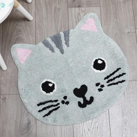 SASS & BELLLE KAWAII CAT BATH MAT , £15