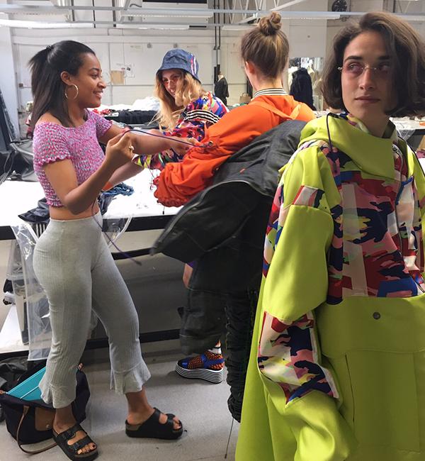 Rochelle Milles - Womenswear Designer at Gymshark