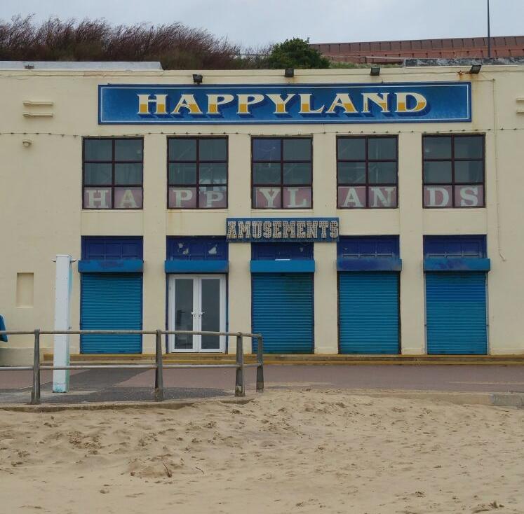 Happy Crappy Land