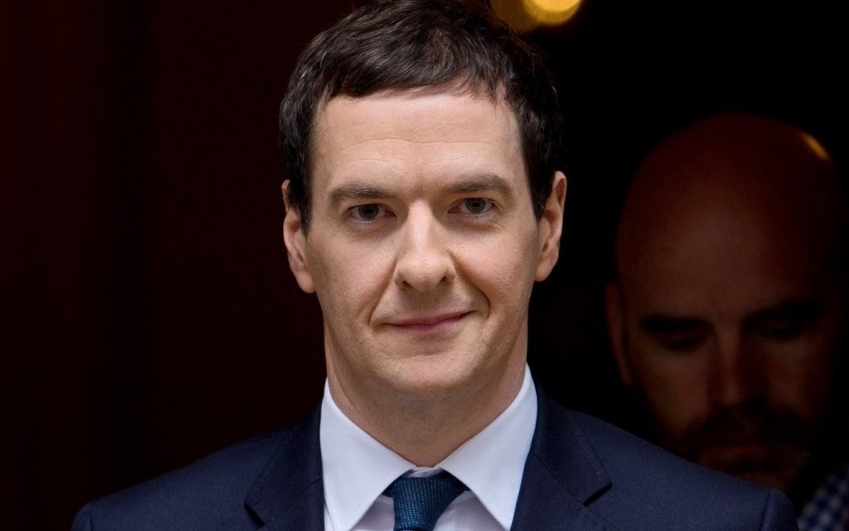 George Osborne - Seemingly not marriage material