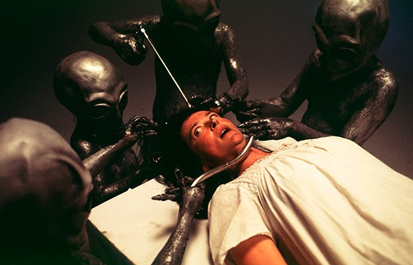 An exact replica of an alien abduction dream