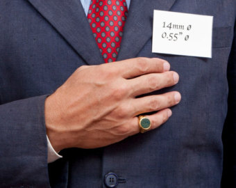 Family Signet Rings -  A Symbol of your cuntishness apparently