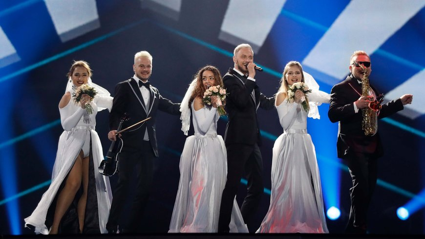 Moldova - Every sane persons favourite Eurovision entry