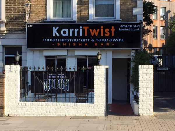 Karri Twist - sells actual non human based food it seems