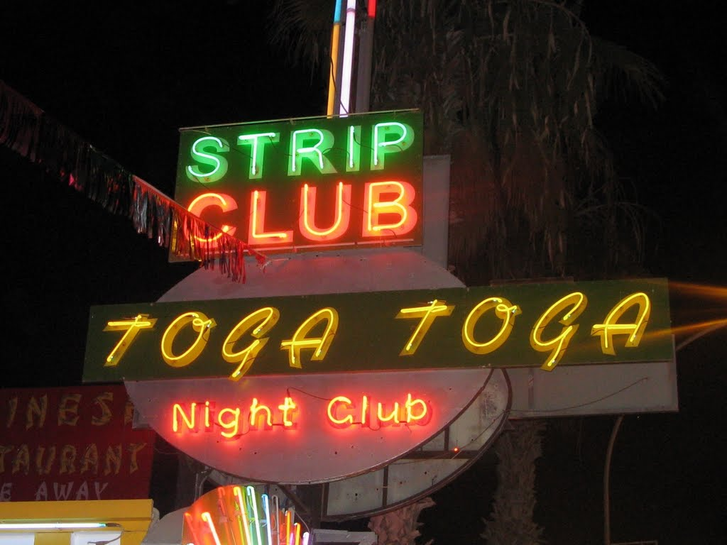 "Northern Cyprus ""Night Club"""