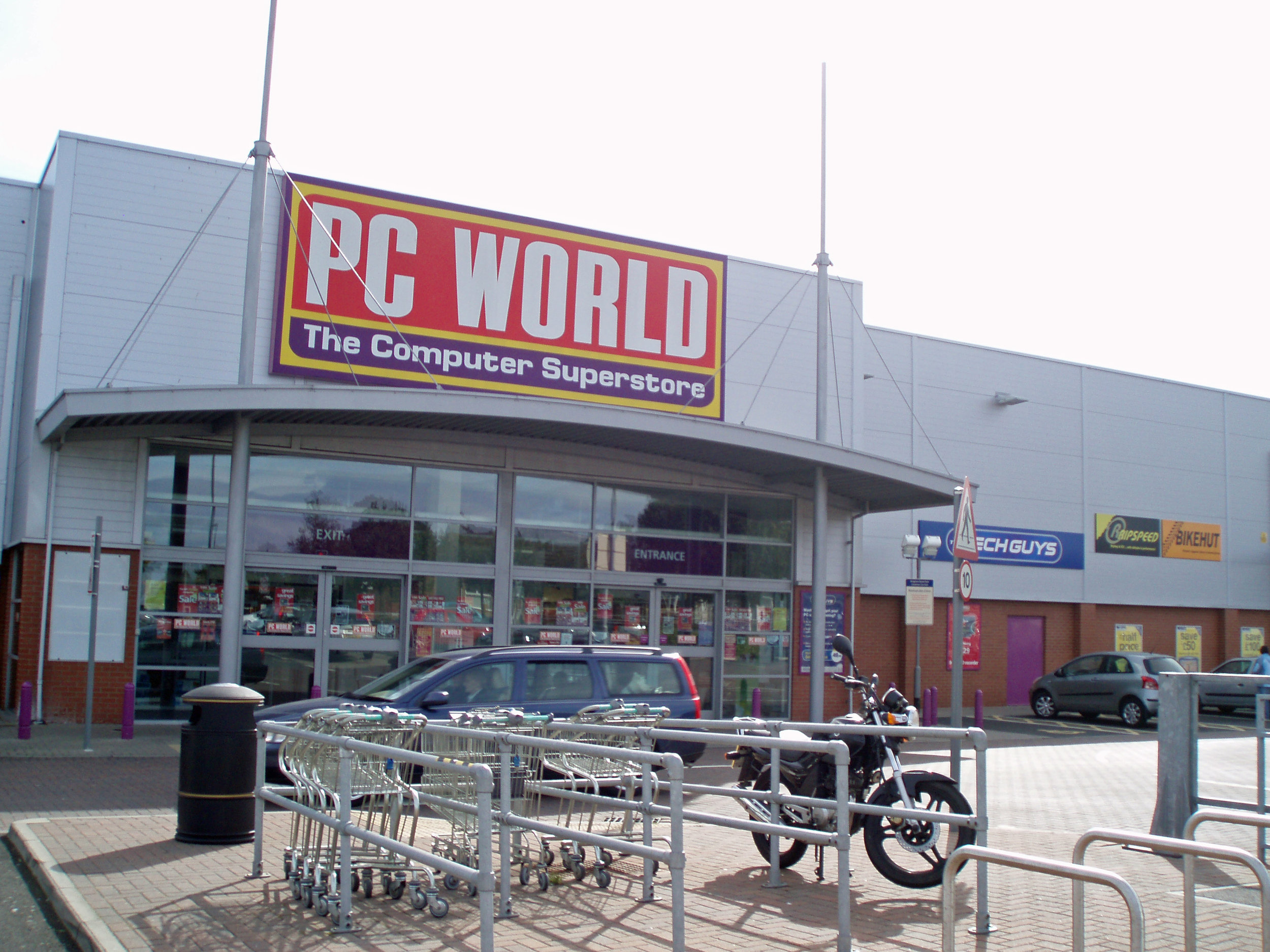 PC World - Sadly it's not political correctness that they sell