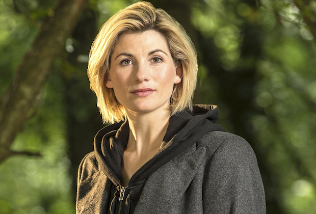The new Dr Who Jodie Whittaker