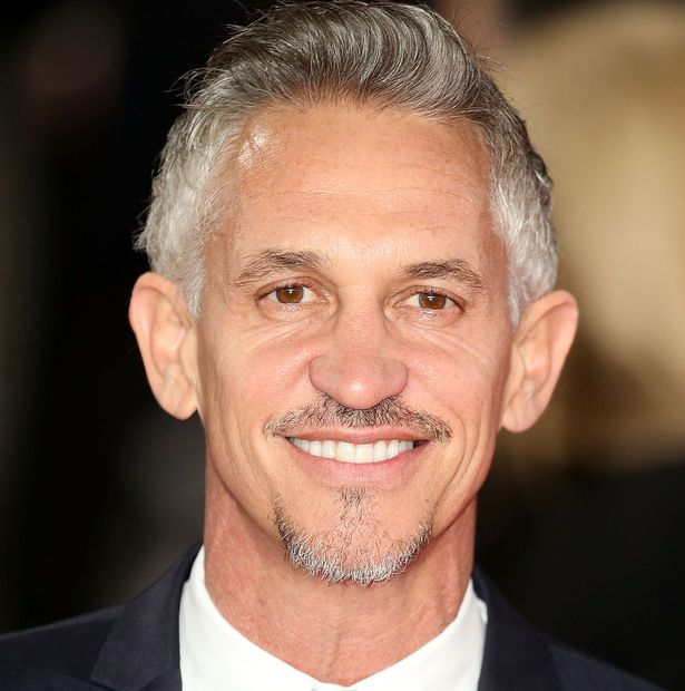 Gary Lineker - hot threesome material