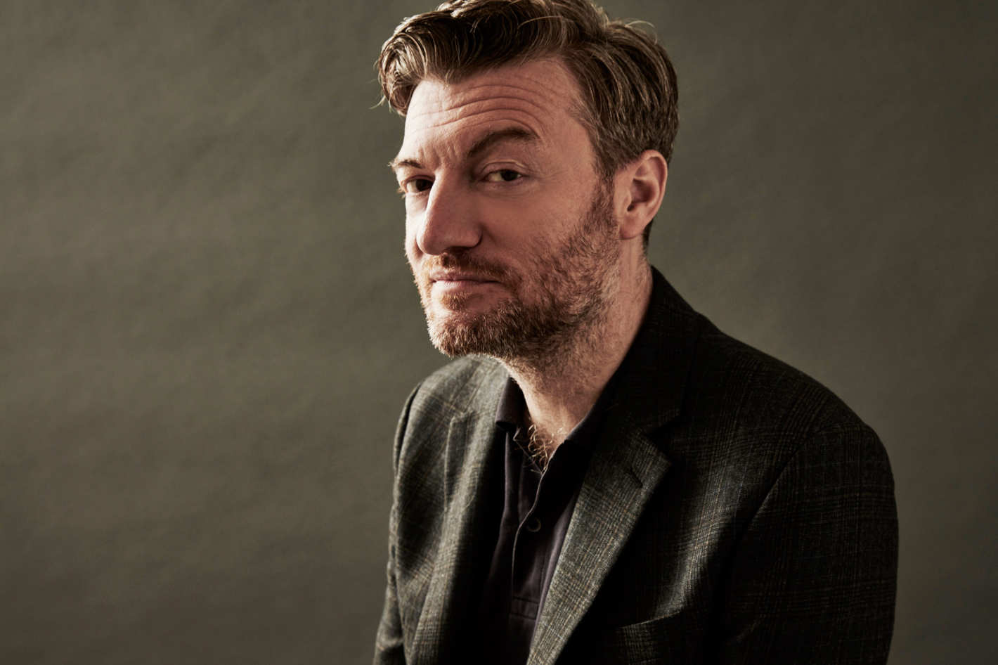 Charlie Brooker - Missed a trick not writing a drone mail black mirror episode