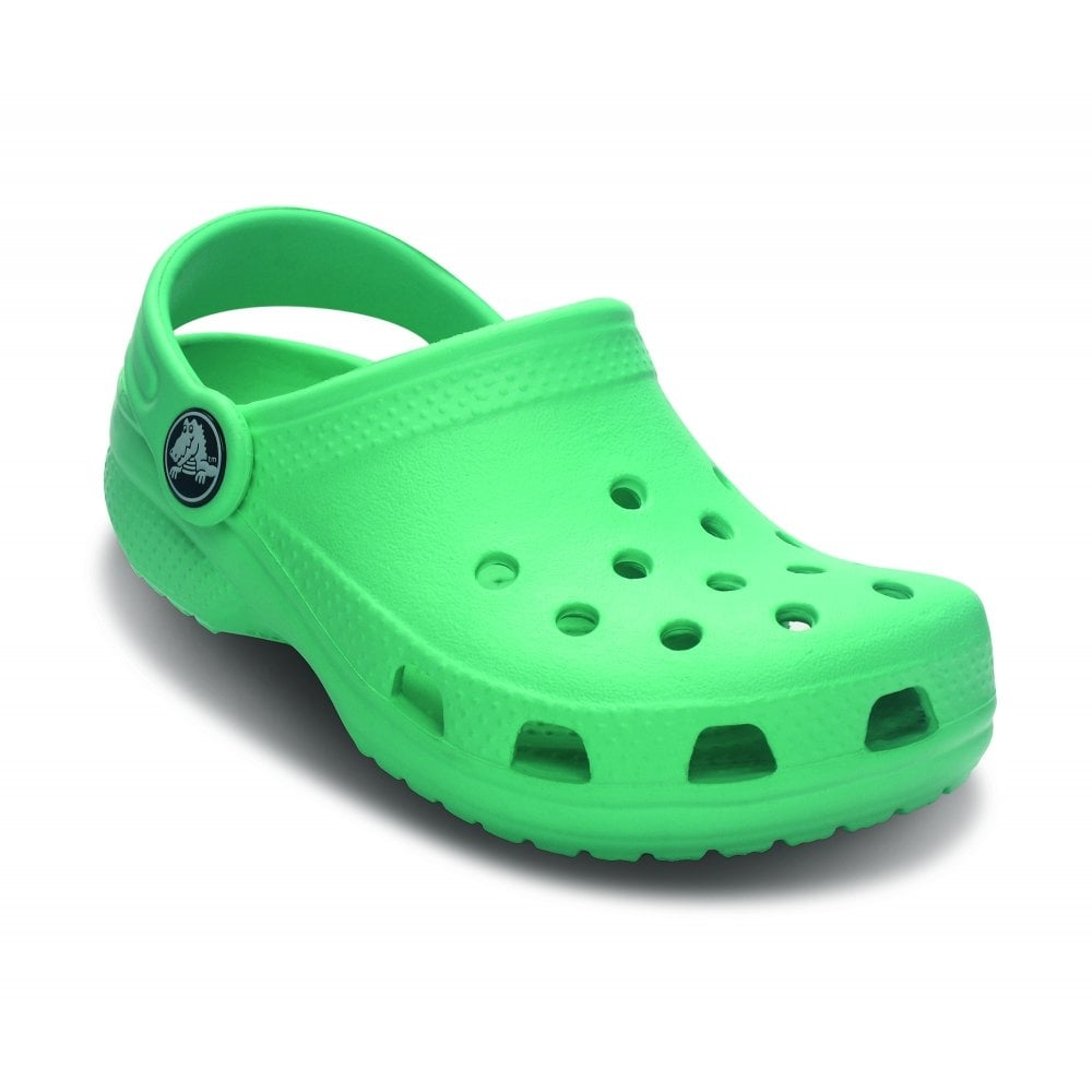 Crocs - There's no greater crime apparently