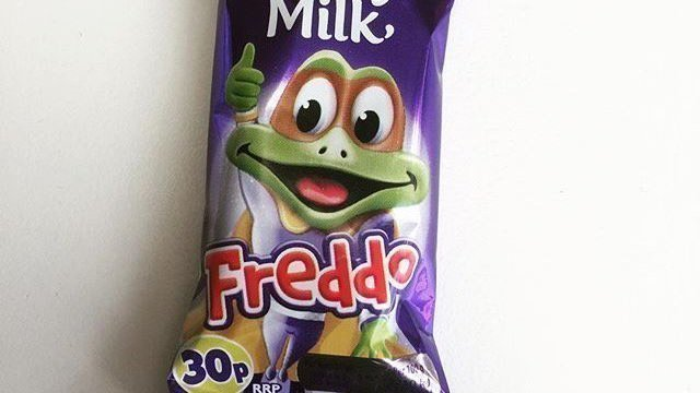 Freddo's - Once were 10p. Thanks Obama