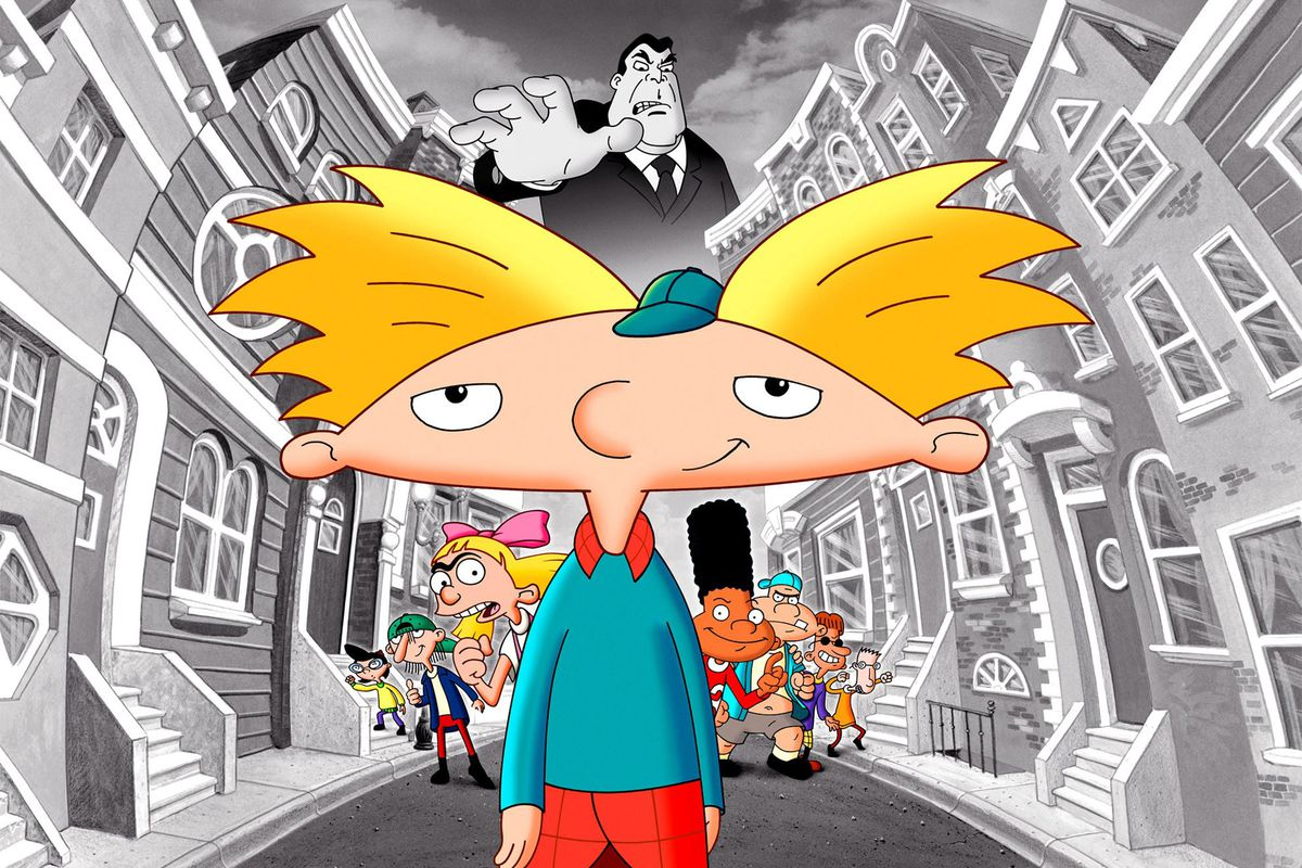 Hey Arnold - Seems to have passed Pete by