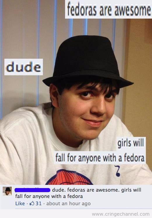 A Fedora, Yesterday