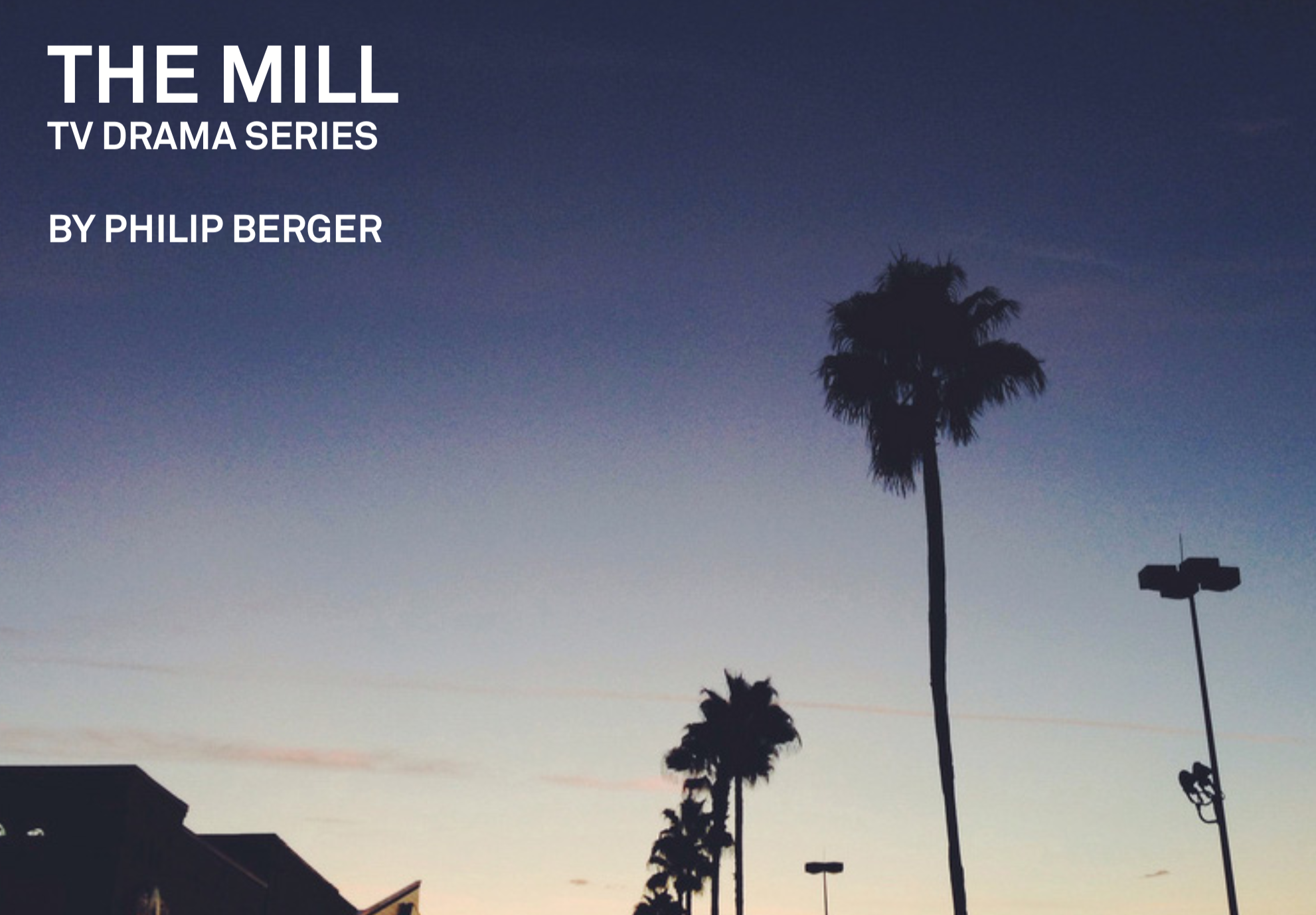 The Mill - TV Series: Set in Orlando in the early to mid aughts, follows rise and fall of four families, and the crossroads between the familial suburbia and the underbelly of a bizarre, tropical crime world. Pill mills, tourist prostitution rings, and property scams - as Florida as it gets.