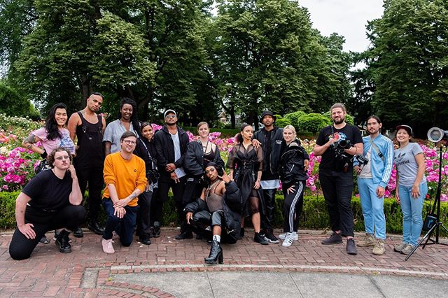 Just wrapped production on a music video shoot for  @maarquii. I produced the video along with Fran @joopjoop.creative via Joop Joop creative. I can't wait for the premiere.  My gratitude and thanks to the cast and crew. . . Artist @maarquii Production Company @joopjoop.creative Producers @phillybeez and @joopjoop.creative Directors @evanjamesbenallyatwood and @maarquii  DP @padraicomeara Stylist @seanchamberlain Stylist + Set Design @switchbladesistasvintage Makeup Artist @yamaucci 1AC + Gaffer @wonderkanon Production Assistant @raaachelvuu__ Assistant @domblvd  BTS + Photo @saysomthin @misslopezmedia Catering @mothermanzanita and @meals4heels  Craft Services @benjaminparisot Actor @davidgrandfield Choreographer @tjyale Dancers @lyric_ranea @boi_red5 @kindell.mcintosh @g_r__a__c__e @akelajaffi @yamaucci @tjyale 🚘 Lupé @glynasty . . . . Special Thanks to Mirpanda, Nash, Karma, Lynsay, Quinn, Melisa, Frank, Brandon, Karen, Sara, Little Griddle, Greg & David . . . #joopjoopcreative #joopjoop #portland #pdx #music #musicvideo #bipoc #poc #woc #musicvideo #music #rap #hiphop #musician #newmusic #artist #love #song #rapper #singer #producer #musicians #rnb #choreography #choreographers #dance  #songwriter #spotify #wocrapper #bipocset #bipoctalent #blackfemme  Photo credit: @saysomthin