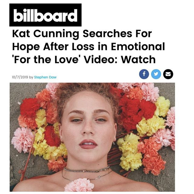 📹📹📹📹VIDEOOO OUTTT!  Big ups to @billboard for premiering the FOR THE LOVE video and taking the time to help get the message of this song across! It's never mattered more to me to speak about a song. I hope it brings FOR THE LOVE closer to you. HUGE thanks to Maddy, Paul and Mickey for seeing this vision through. Link in bio. 📸: @paulctucker 📹 @maddytalias 🥁 @mickeyvbow  Dedicated to my mom @crannc5 In memory of her partner Joan.