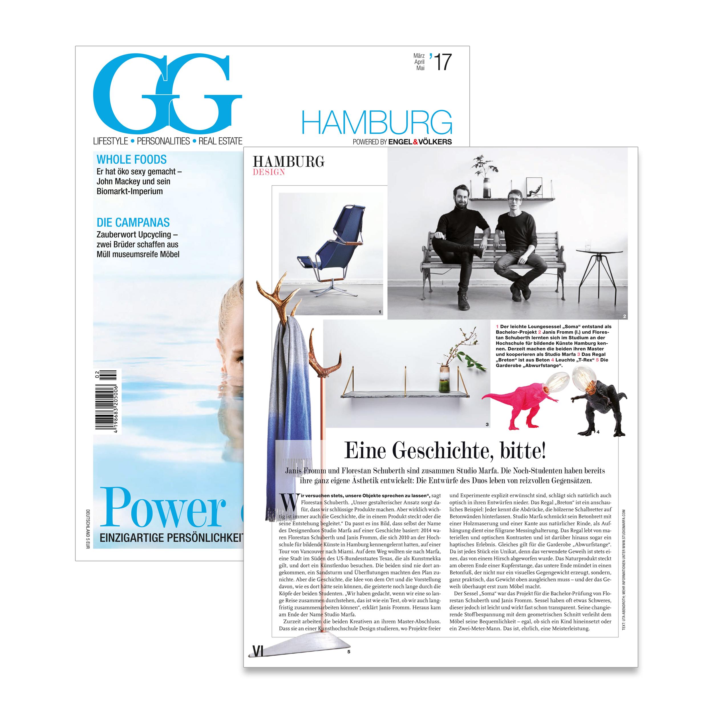GG Magazine - March 2017