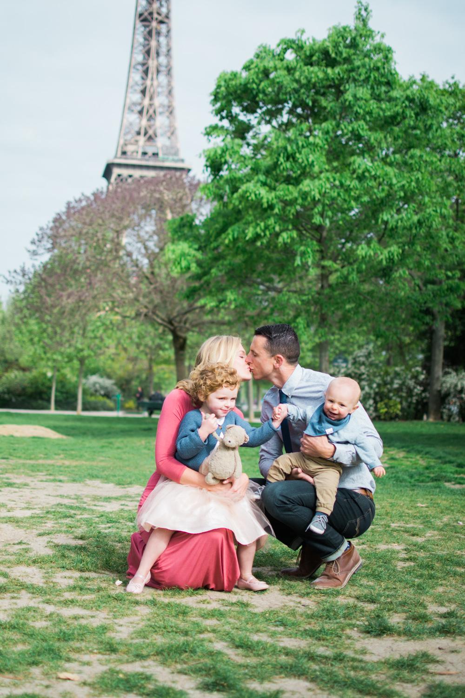 Paris Family Session