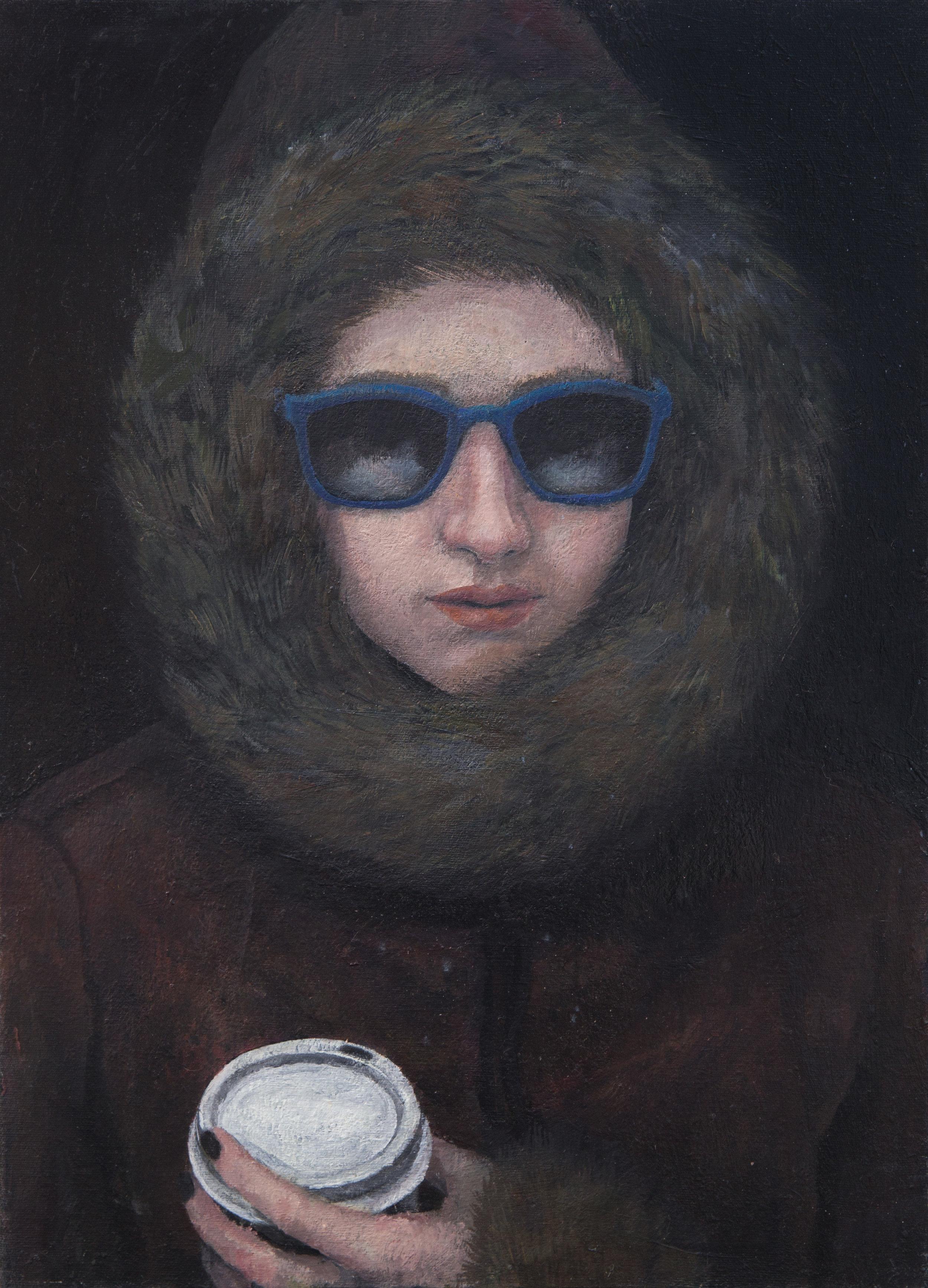 50x35cm, Oil on Canvas