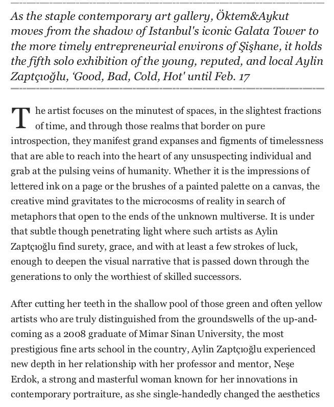 Elements of primitivism: Aylin Zaptçıoğlu advances with Öktem&Aykut - Daily Sabah1.jpg