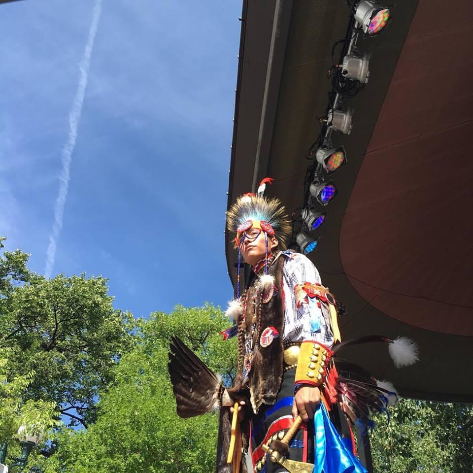 Photo credit: SWAIA-Santa Fe Indian Market