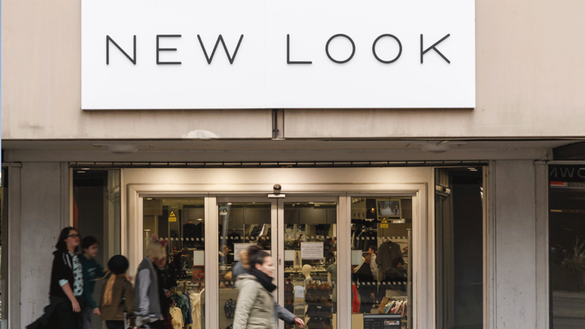 NEW LOOK, COVENTRY