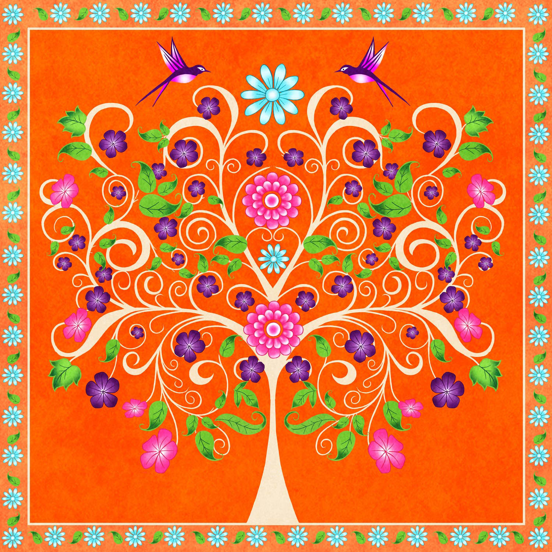 TREE OF LOVE – Design Ref. 2458