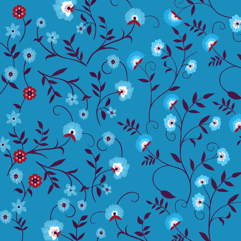 FEELING BLUE – Design Ref. 2179