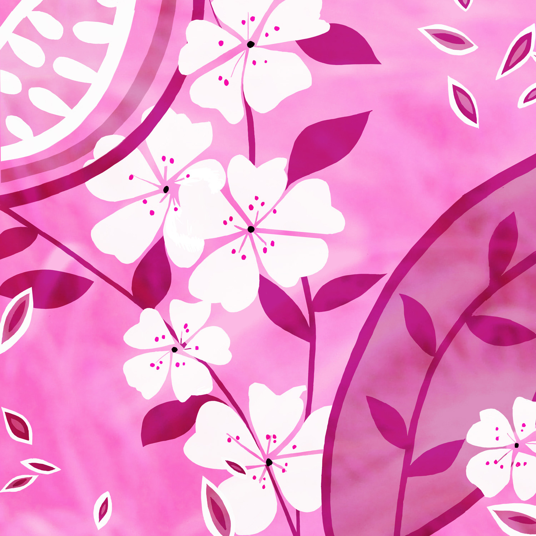 SHADES OF PINK – Design Ref. 1439