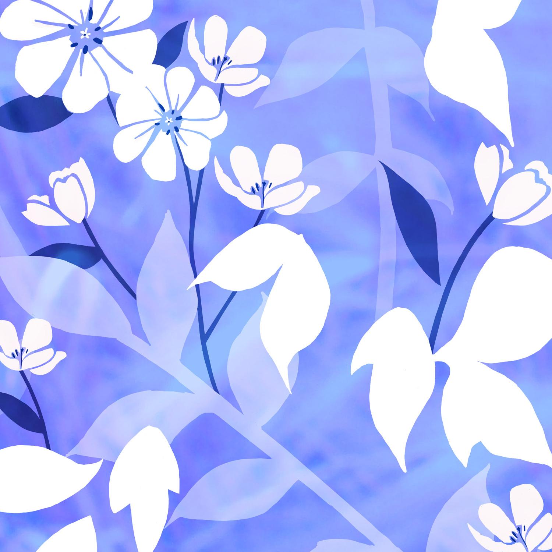 SHADES OF BLUE – Design Ref. 1440