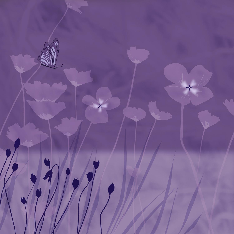 WISPY FLOWERS – Design Ref. 1686