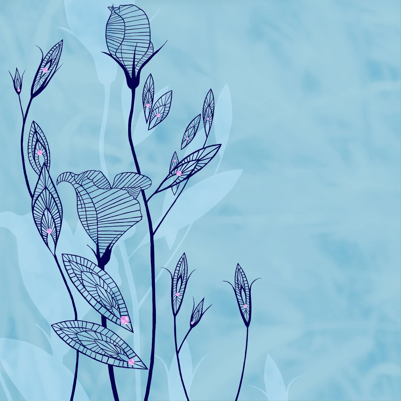 TENDER BLUE – Design Ref. 1688