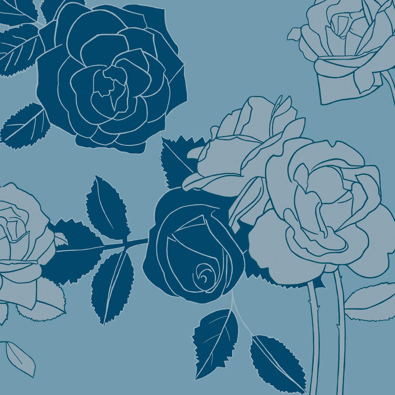 MUTED ROSE – Design Ref. 1864