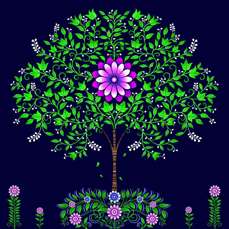 HEART OF THE TREE – Design Ref. 2617