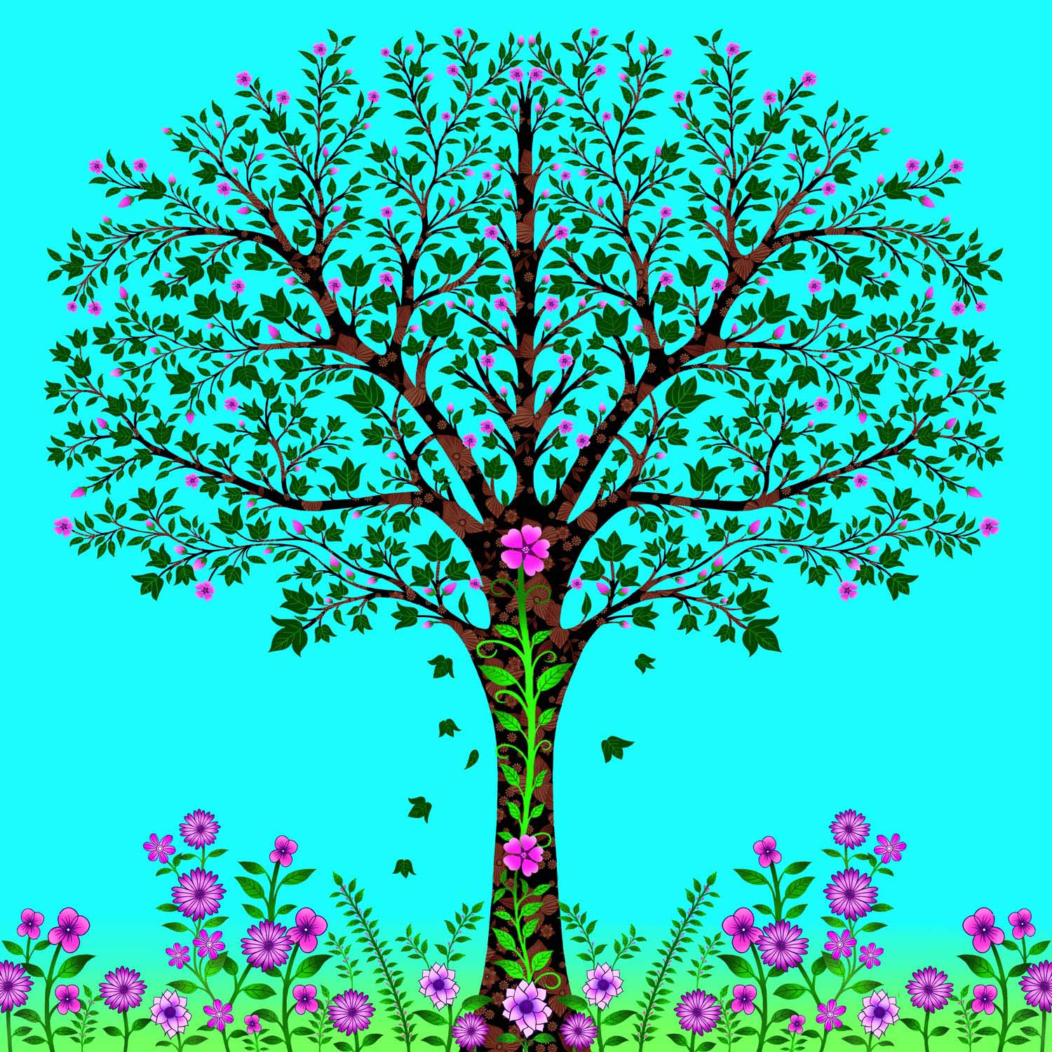TREE OF LIFE – Design Ref. 2616