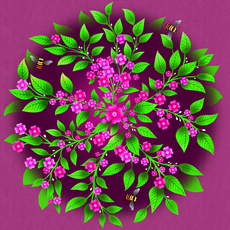 TREE OF LOVE – Design Ref. 2613