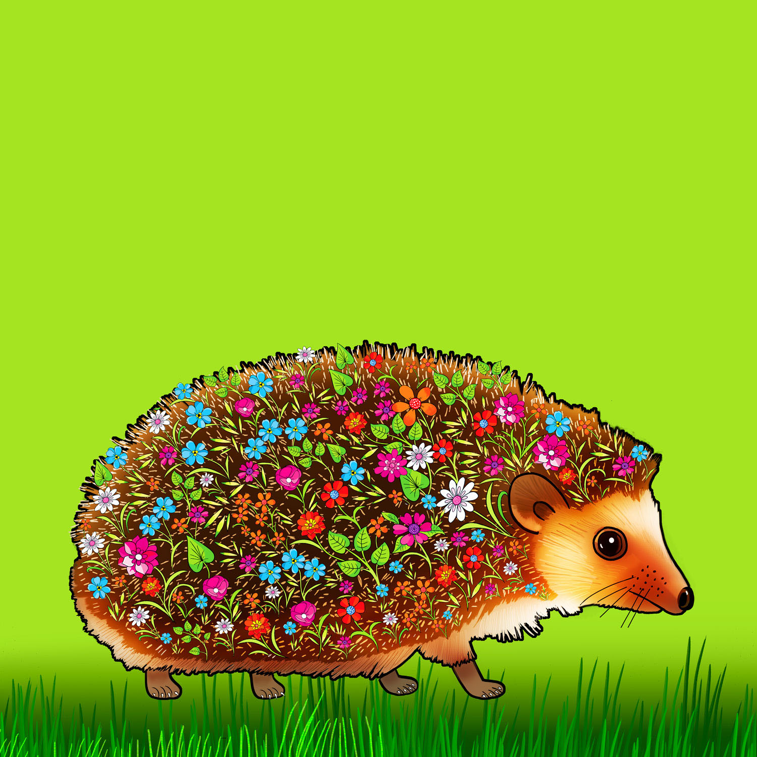 HARRIET THE HEDGEHOG – Design Ref. 2573