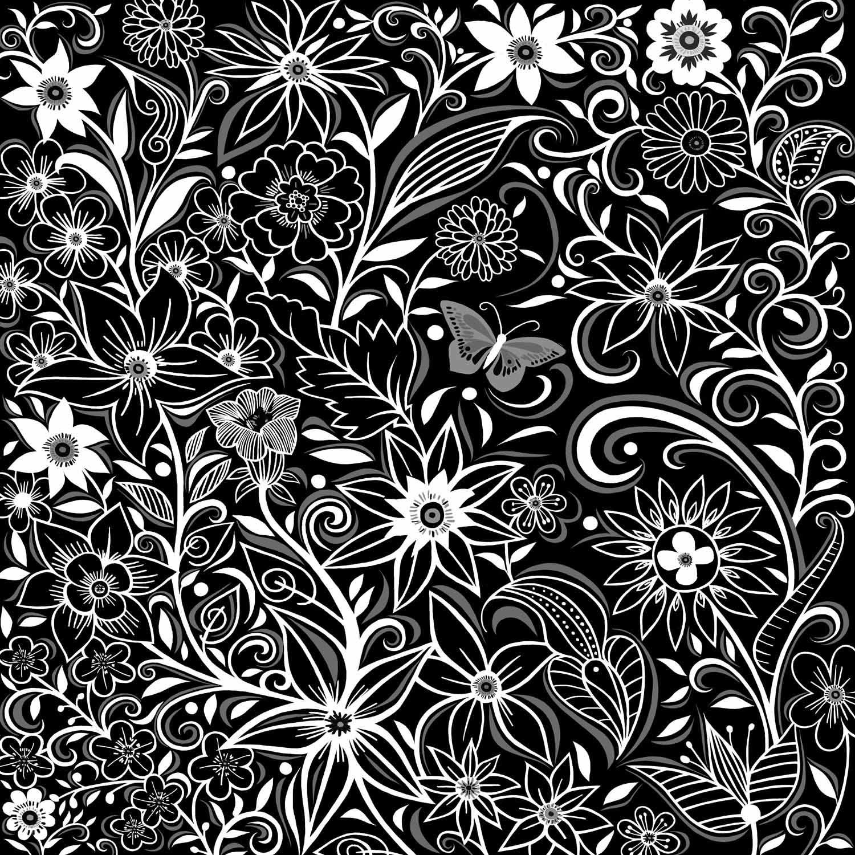 FLORAL GALAXY – Design Ref. 2307