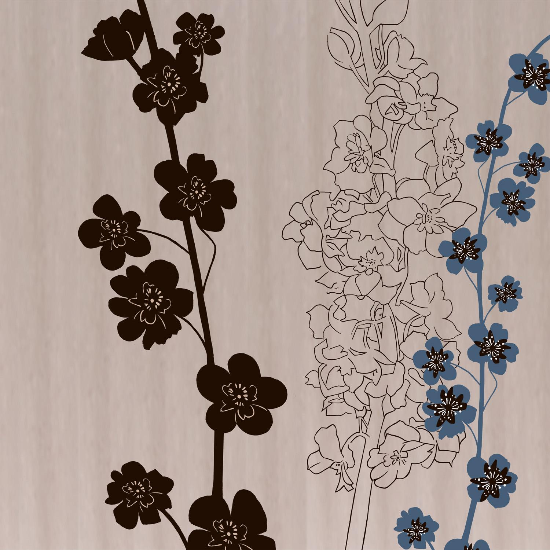 GENTLE CURVES – Design Ref. 1660